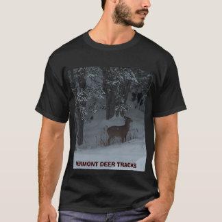 VERMONT DEER TRACKS T-Shirt