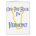 Vermont - del gancho felicitacion