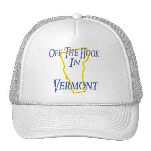 Vermont - del gancho gorro de camionero