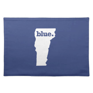 Vermont Democrat Cloth Placemat