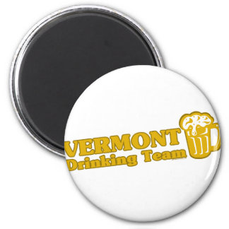 Vermont Drinking Team t shirts Magnet