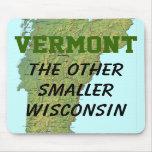 Vermont: El otro Wisconsin más pequeño Tapete De Raton