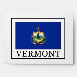 Vermont Envelope