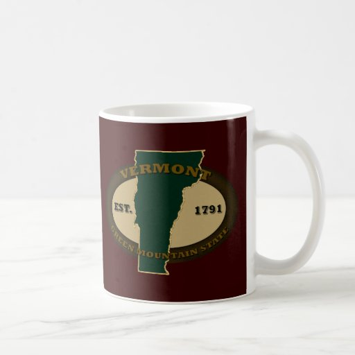 Vermont Est 1791 Taza