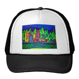 Vermont Farm 22 by Piliero Mesh Hat