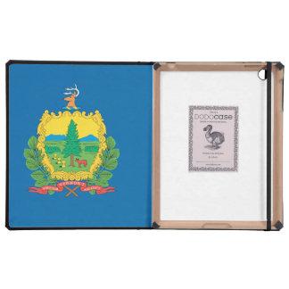 VERMONT FLAG iPad CASES