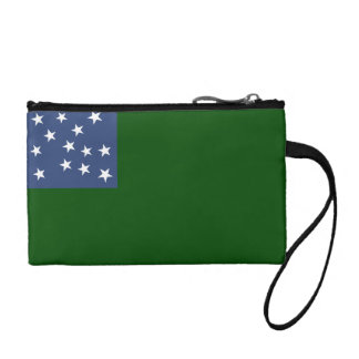 Vermont Flag Coin Wallet