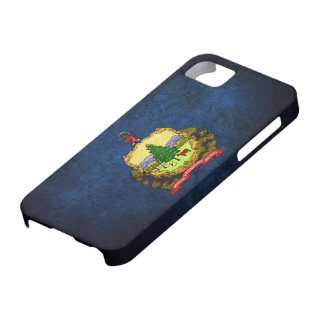 Vermont Flag iPhone SE/5/5s Case