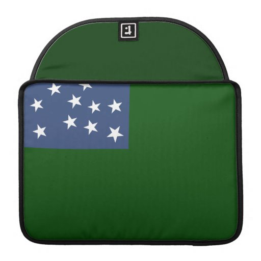 Vermont Flag MacBook Pro Sleeves