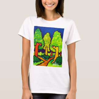Vermont Foliage 3 by Piliero T-Shirt