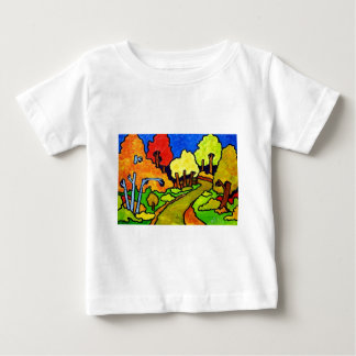 Vermont Foliage o-8 Baby T-Shirt