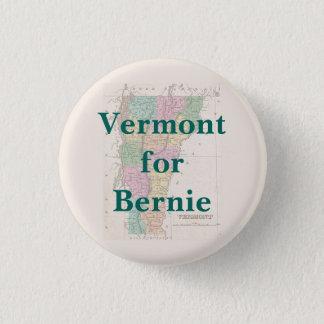 Vermont for Bernie 2016 Button