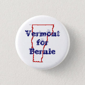 Vermont for Bernie Button