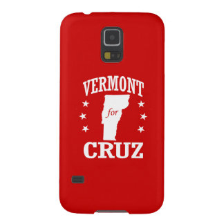 VERMONT FOR TED CRUZ GALAXY S5 CASE