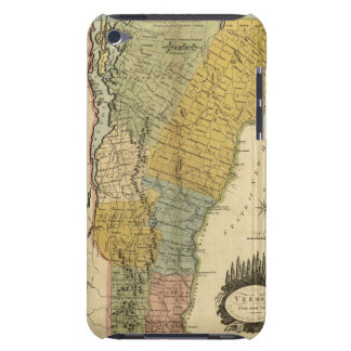 Vermont, From actual Survey - Vintage 1814 Map iPod Case-Mate Cases