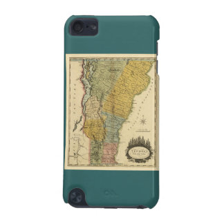 Vermont, From actual Survey - Vintage 1814 Map iPod Touch 5G Cases