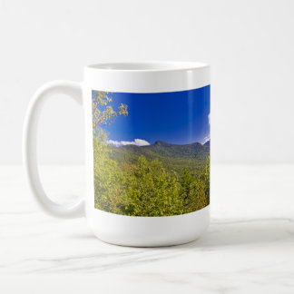 Vermont Frost Trail View Classic White Coffee Mug