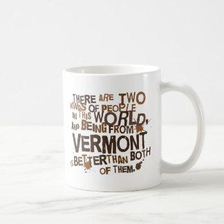Vermont (Funny) Gift Coffee Mug
