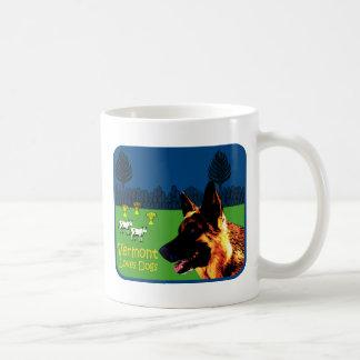 Vermont German Shepherd Coffee Mug