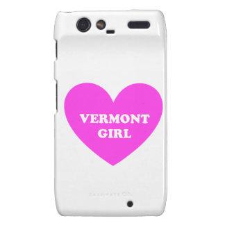 Vermont Girl Droid RAZR Case