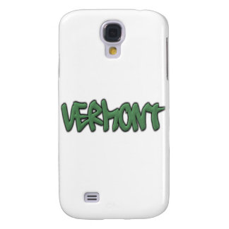 Vermont Graffiti Galaxy S4 Cover