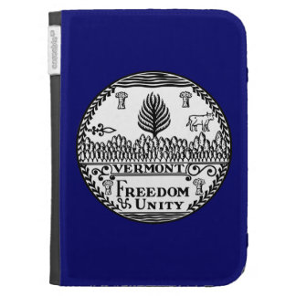 Vermont Great Seal Cases For The Kindle