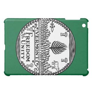 Vermont Great Seal iPad Mini Cover