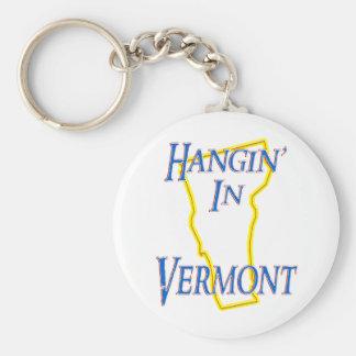Vermont - Hangin' Keychains