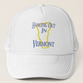 Vermont - Hanging Out Trucker Hat