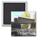 Vermont Imán Cuadrado