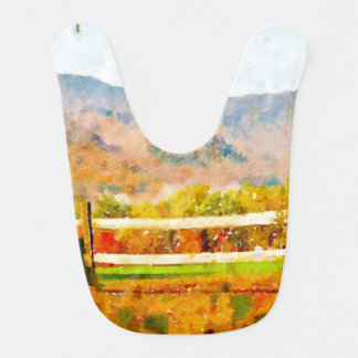 Vermont in the Fall Bibs