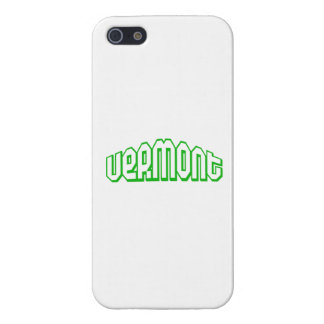 Vermont iPhone 5 Covers
