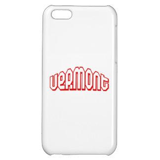 Vermont iPhone 5C Case