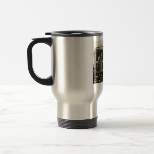 """""""Vermont is a State I love"""" Travel Mug"""