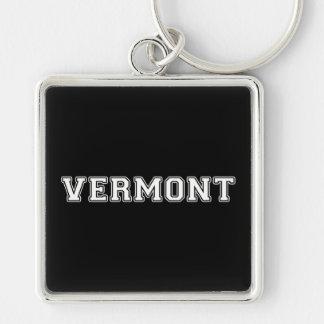 Vermont Keychain