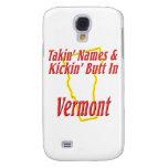 Vermont - Kickin' Butt Galaxy S4 Cases