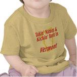 Vermont - Kickin' Butt T Shirt
