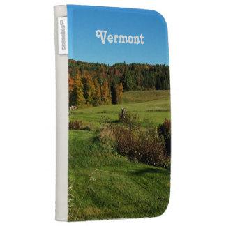 Vermont Landscape Kindle 3G Covers