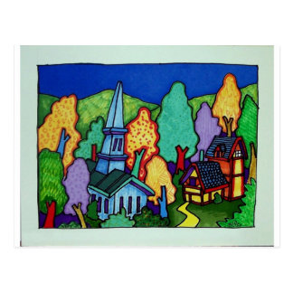 Vermont  Life 33 by Piliero Postcard