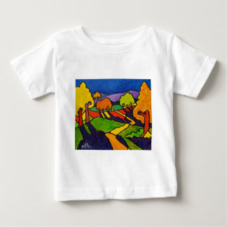 Vermont Life 3 by Piliero Baby T-Shirt