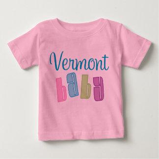 Vermont lindo embroma la camiseta