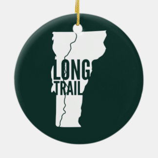 Vermont Long Trail Ornament
