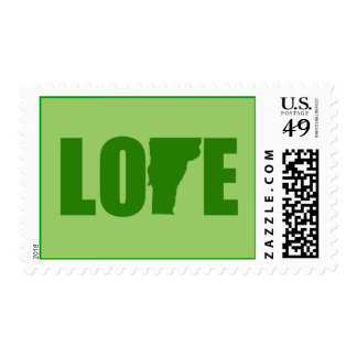 Vermont Love Stamps