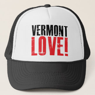 Vermont Love Trucker Hat
