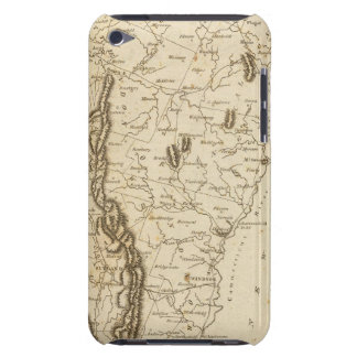Vermont Map by Arrowsmith iPod Touch Cover