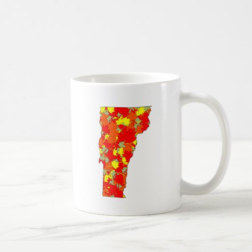 Vermont Maple Coffee Mugs