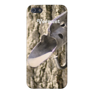 Vermont Maple Tapping iPhone 5/5S Cases