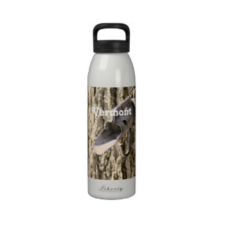Vermont Maple Tapping Reusable Water Bottle
