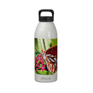 Vermont Monarch Butterfly Reusable Water Bottle