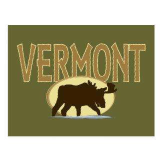 Vermont Moose Postcards
